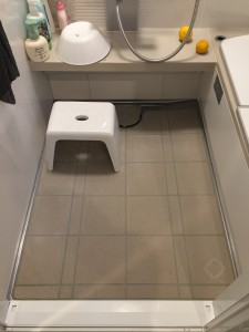 浴室アフター①
